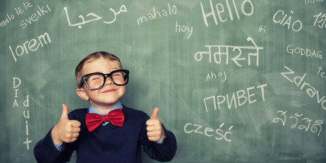 What Language Should I Learn? - Huffington Post | German language | Scoop.it