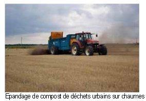 Impact de l'apport aux sols agricoles des déchets urbains | Agriculture urbaine, architecture et urbanisme durable | Scoop.it