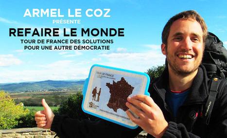 REFAIRE le MONDE: publier un livre retraçant l'aventure humaine et politique que j'ai entrepris, sur les routes de la démocratie.   Les Usages démocratique   Scoop.it