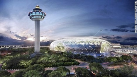 Coming soon: Singapore's Jewel Changi, the world's most awesome airport? | Tourism Innovation | Scoop.it