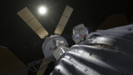 New imagery of NASA's asteroid mission released | KurzweilAI | Knowmads, Infocology of the future | Scoop.it