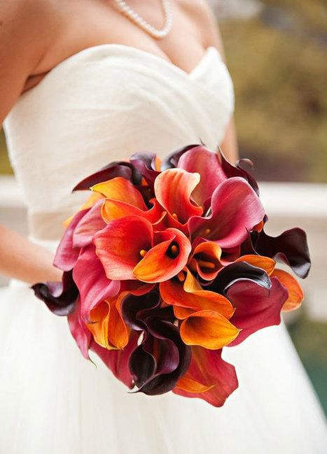 10 Favorite Fall Wedding Bouquets | Gardening | Scoop.it