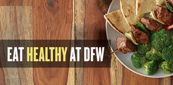 Dallas/Fort Worth Airport launches health and wellness campaign | TheMoodieReport.com | EcoFriendlyFlying | Scoop.it