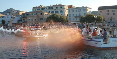 L'Ile-Rousse a fêté Saint Erasme - Corse Net Infos   Ile Rousse Tourisme   Scoop.it