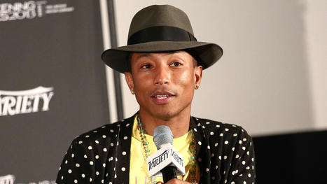 What is the secret to Pharrell's success? - The Grio | Music Related | Scoop.it