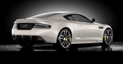 Aston Martin mostra DBS Ultimate | Motores | Scoop.it
