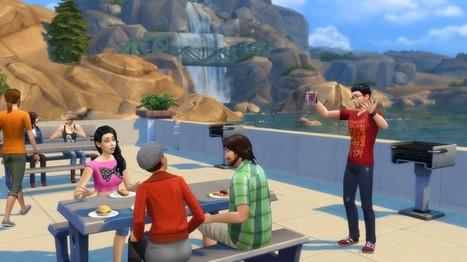 Les Sims 4 : Aliens, Oasis Springs & plus encore ! << SimCookie | jjArcenCiel | Scoop.it