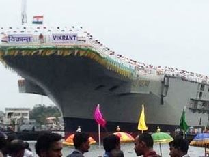 Decommissioned INS Vikrant sold for Rs 60 crore | Daily News | Scoop.it