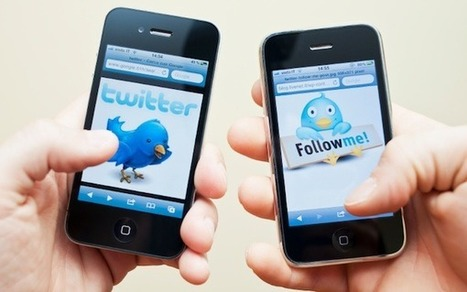5 iPhone Twitter Apps that Do More Than Just Tweet | Mashable | How to Use an iPhone Well | Scoop.it
