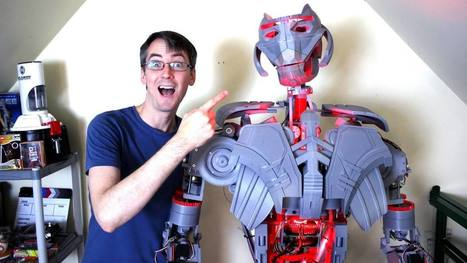 10 Best YouTube Channels About 3D Printing | All3DP | talkprimaryICT | Scoop.it