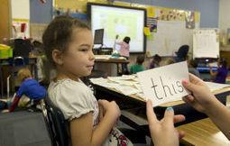 Kindergartners center on reading at Oak Grove School | EFL METHODOLOGY | Scoop.it