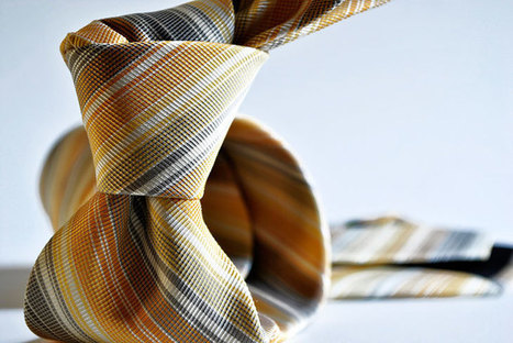 How to make a knot: 266,682 tie knots that seem tie-able with a normal necktie | Amazing Science | Scoop.it