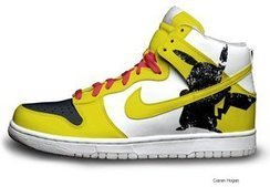 Cartoon Shoes Pikachu Nikes Amazing Pikachu Nikes / Pikachu Nike Shoes | Pikachu Nike Dunks | Scoop.it