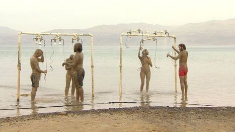 Dead Sea drying: A new low-point for Earth - BBC News | Off the beaten tracks | Scoop.it