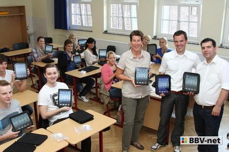 30 iPads für das St.-Georg-Gymnasium - Bocholt - Bocholter-Borkener Volksblatt | ipad2learn #iPad #E-Learning #schreiben #lernen #m-learning | Scoop.it