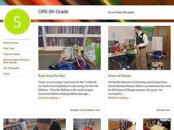 Create an A+ Site with WordPress.com Classrooms | Onderwijs en digitalisering | Scoop.it