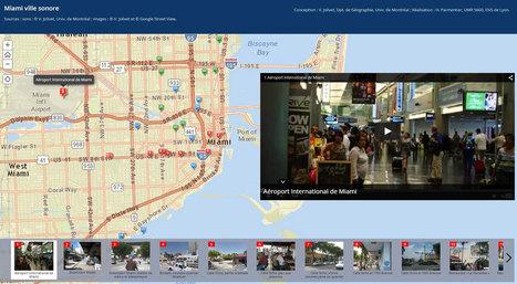 Carte à la une : Miami ville sonore — Géoconfluences   DESARTSONNANTS - CRÉATION SONORE ET ENVIRONNEMENT - ENVIRONMENTAL SOUND ART - PAYSAGES ET ECOLOGIE SONORE   Scoop.it