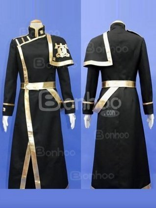 07 Ghost Cosplay Costume Barsburg Empire Uniform [4012002] - $59.00 : Shopping Cheap Dresses,Costumes,Quality products from China Best Online Wholesale Store   ghost cosplay costumes   Scoop.it