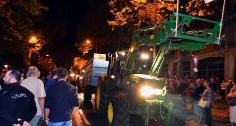 La force paysanne déferle sur la ville | Gardarem les paysans | Scoop.it