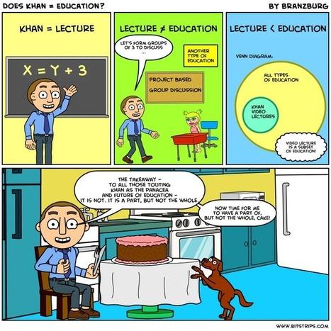 Does Khan Academy = Education? | 21st Century Skills Education | Scoop.it