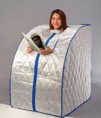Portable Steam Sauna: An Excellent Way to Relax and Unwind   Sauna King   Scoop.it