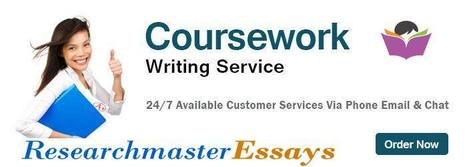 Why Choose our Coursework Writing Help Services? | Research Master Essays | Scoop.it