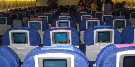 Internet à bord des vols Air France-KLM : embarquement en 2013 | Ze Web | Scoop.it