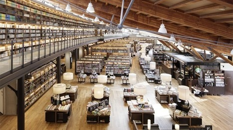 In Japan, a Gorgeous Library Leads to Garbage Books - Publishing Perspectives | Ebook and Publishing | Scoop.it