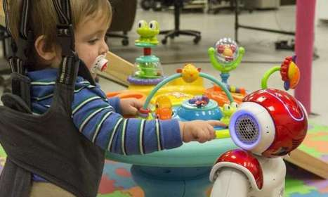 Interactive robot to promote rehabilitation for children with special needs | Robots in Higher Education | Scoop.it