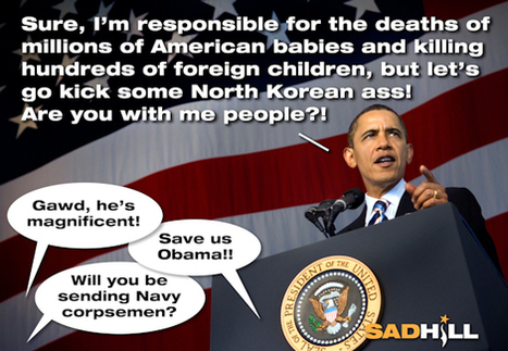 a DISASTER - Obama Declares War On North Korea | News You Can Use - NO PINKSLIME | Scoop.it