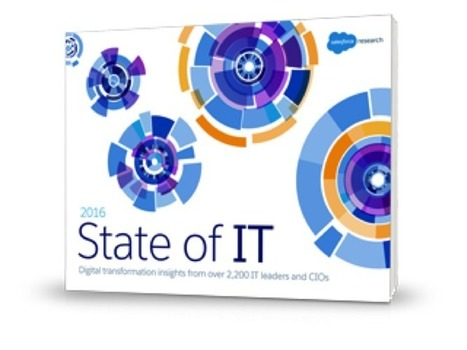New State of IT Report: Insights from 2,200+ CIOs and IT Leaders | Architecture logicielle | Scoop.it