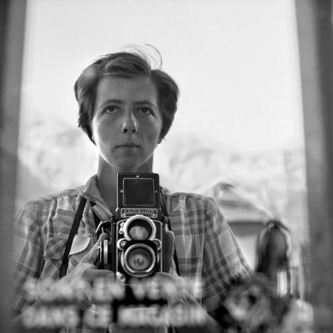 Self-Portraits in a Complex Mirror: The Photographs of Vivian Maier | Studio Art and Art History | Scoop.it