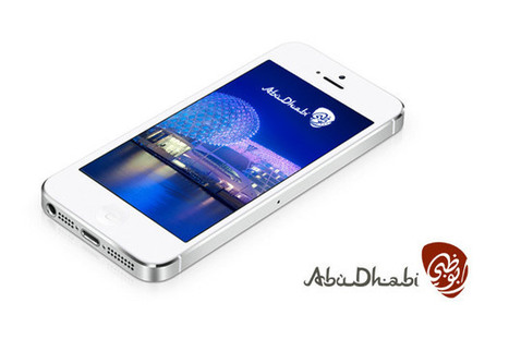 'Visit Abu Dhabi' mobile app - VisitAbuDhabi.ae | Location Is Everywhere | Scoop.it