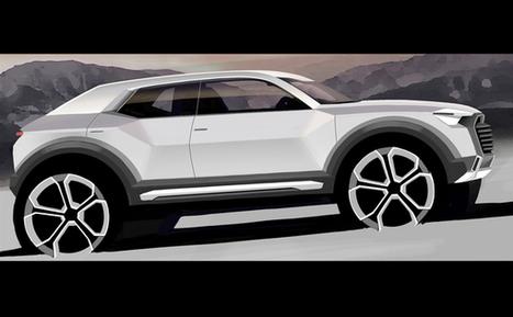 Audi Q1 - La confirmation - Actualités - L'Automobile Magazine | Buzz Actu - Top news on the web ! | Scoop.it