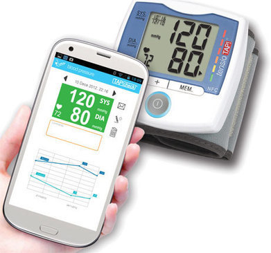 TapCheck to launch NFC medical devices | NFC News and Trends | Scoop.it
