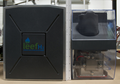 Q&A with HNO Green Fuels on their oxygen-creating LeefH2 device - Autoblog (blog) | Additifs | Scoop.it