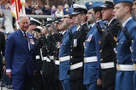 Le prince sort de sa réserve. Charles compare Poutine à Hitler - HomoParis.fr | France | Scoop.it
