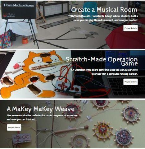 Makey Makey - Group Activity Guides   EL BADIU del CRP   Scoop.it