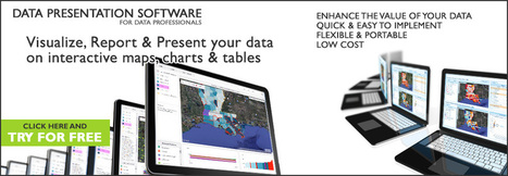 Data visualization software from InstantAtlas™   Hyperlocal and Local Media   Scoop.it