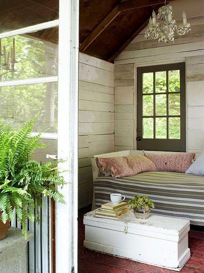 Un rincón perfecto { A perfect nook } | Todo sobre muebles,mobiliario y el mueble. | Scoop.it