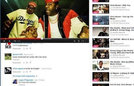 Video Pinner, extensión que pone a flotar los videos de YouTube mientras se leen los comentarios | Redes sociales | Scoop.it