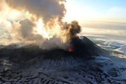 VIDEO: Four volcanoes erupted simultaneously in Kamchatka ... | Geology | Scoop.it