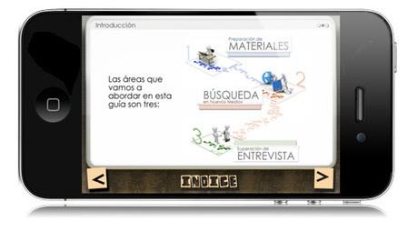 Guía de Búsqueda de EMPLEO 2.0 Gratis para iPhone e iPad con 300 enlaces a webs de empleo | Gabriel Catalano human being | #INperfeccion® a way to find new insight & perspectives | Scoop.it