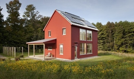 The 'Passive House' Path to Extreme Energy Efficiency | Green Building Products Massachusetts | Scoop.it