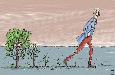 André Gorz, une vie dédiée à la liberté | EntomoScience | Scoop.it