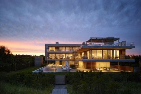 Ocean Deck House | Stelle Lomont Rouhani Architects | New York, USA | Architecture, Design, Art, Technology | Scoop.it
