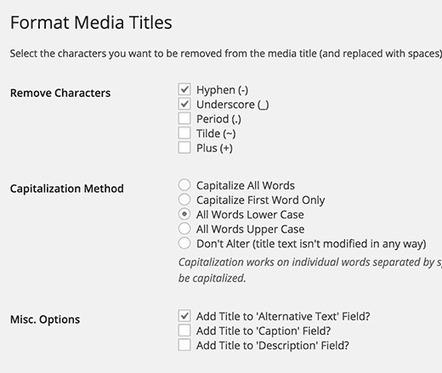 Cómo automatizar la creación de títulos para las imágenes | Ayuda WordPress | Claves del Nuevo Marketing | Scoop.it