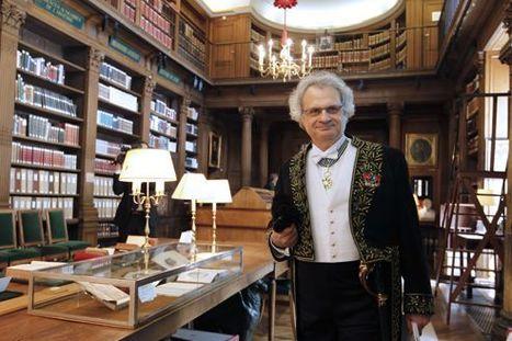 Amin Maalouf, la francophonie à l'Académie | Charliban Lebnen | Scoop.it