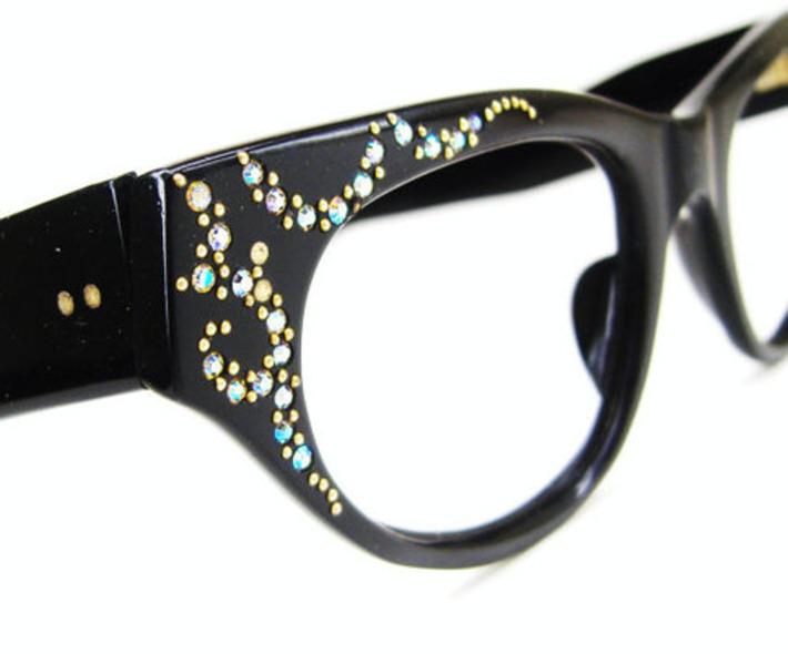 Vintage Cat Eye Eyeglasses | Antiques & Vintage Collectibles | Scoop.it