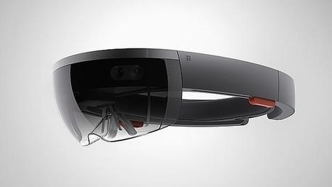 Microsoft HoloLens: una realidad aumentada y virtual | TecNovedosos.com | Information Technology & Social Media News | Scoop.it